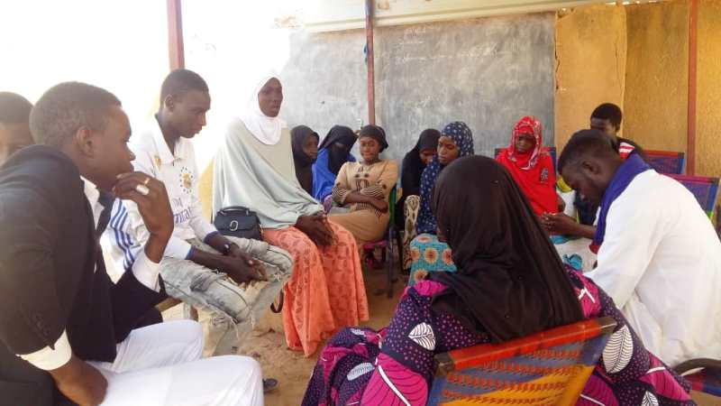 Consolidation de la paix dans la région de Tillabéry: l'implication des jeunes et des femmes renforce la résilience des populations [Reportage]