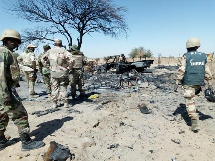 DIFFA : le bilan de l'attaque du poste militaire de Toumour s'alourdit |  ActuNiger