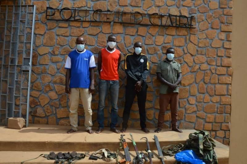 Lutte contre la criminalité: une bande criminelle de quatre (04) personnesinterpellées à Niamey