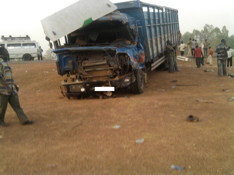camion accident min