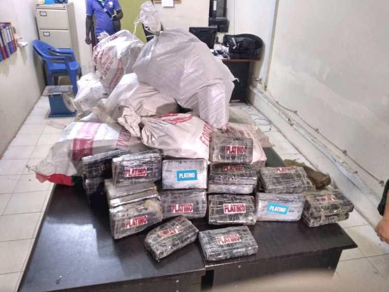 drogue appartenant Mohamed Sidi et complice BIS