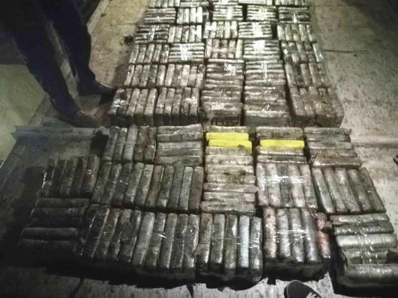 drogue appartenant Mohamed Sidi et complice BIS1