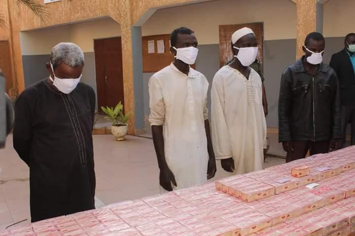 Lutte contre la drogue : deux réseaux de trafiquants encore démantelés à Niamey et Dosso (OCTRIS)