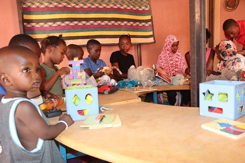 Migrations et droits des enfants: à Agadez, l'Unicef accompagne le gouvernement en matière de protection et d'éducation des enfants en mobilité