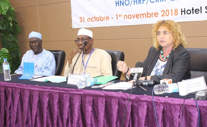 humanitaire atelier national planification min