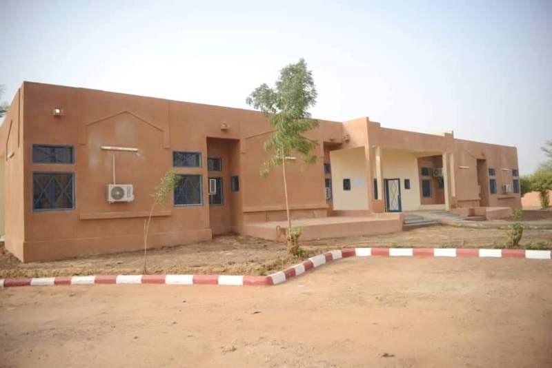 centre hemodialyse Hopital de Lamorde