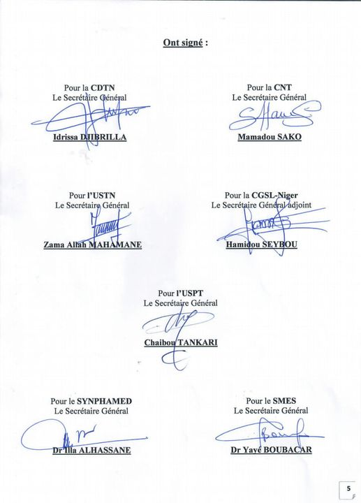 signatures centrales syndicales 21 06 2021